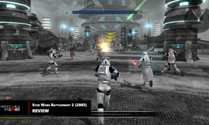 Star Wars Battlefront 2 2005 PC Latest Version Free Download