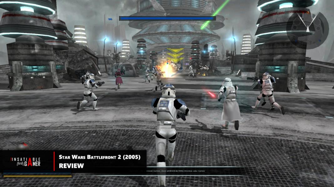 Star Wars Battlefront 2 2005 PC Latest Version Free Download