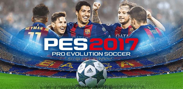 PES 17 / Pro Evolution Soccer 2017 PC Game Free Download