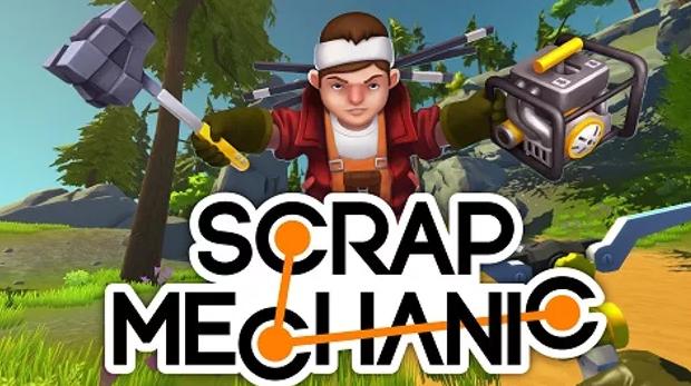 Scrap Mechanic PC Version Full Game Free Download