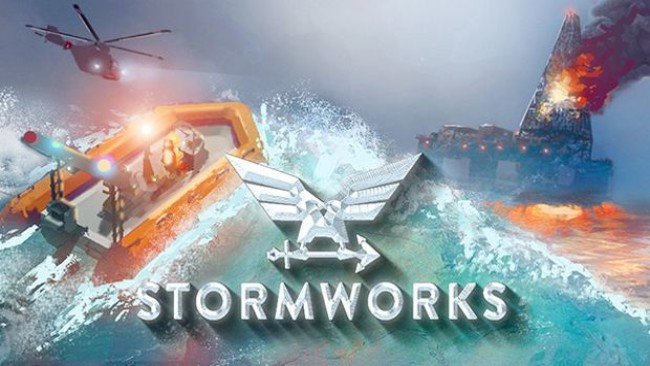 Stormworks: Build And RescueiOS/APK Full Version Free Download