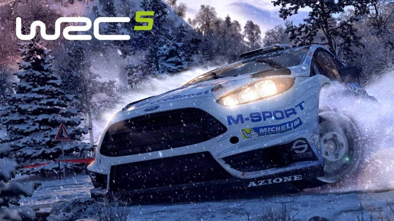WRC 5 PC Game Free Download