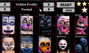 Five Nights at Freddy's Sister Location Version Full Mobile Game Free Download