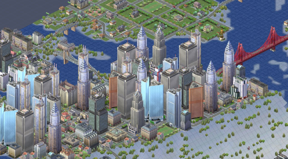 Simcity 3000 iOS/APK Full Version Free Download