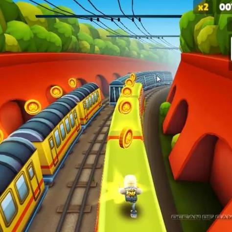 Subway Surfers 2 iOS/APK Full Version Free Download