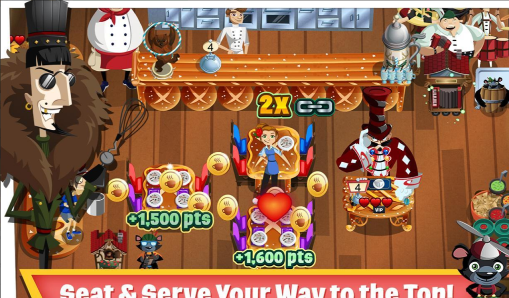Diner Dash PC Version Full Game Free Download