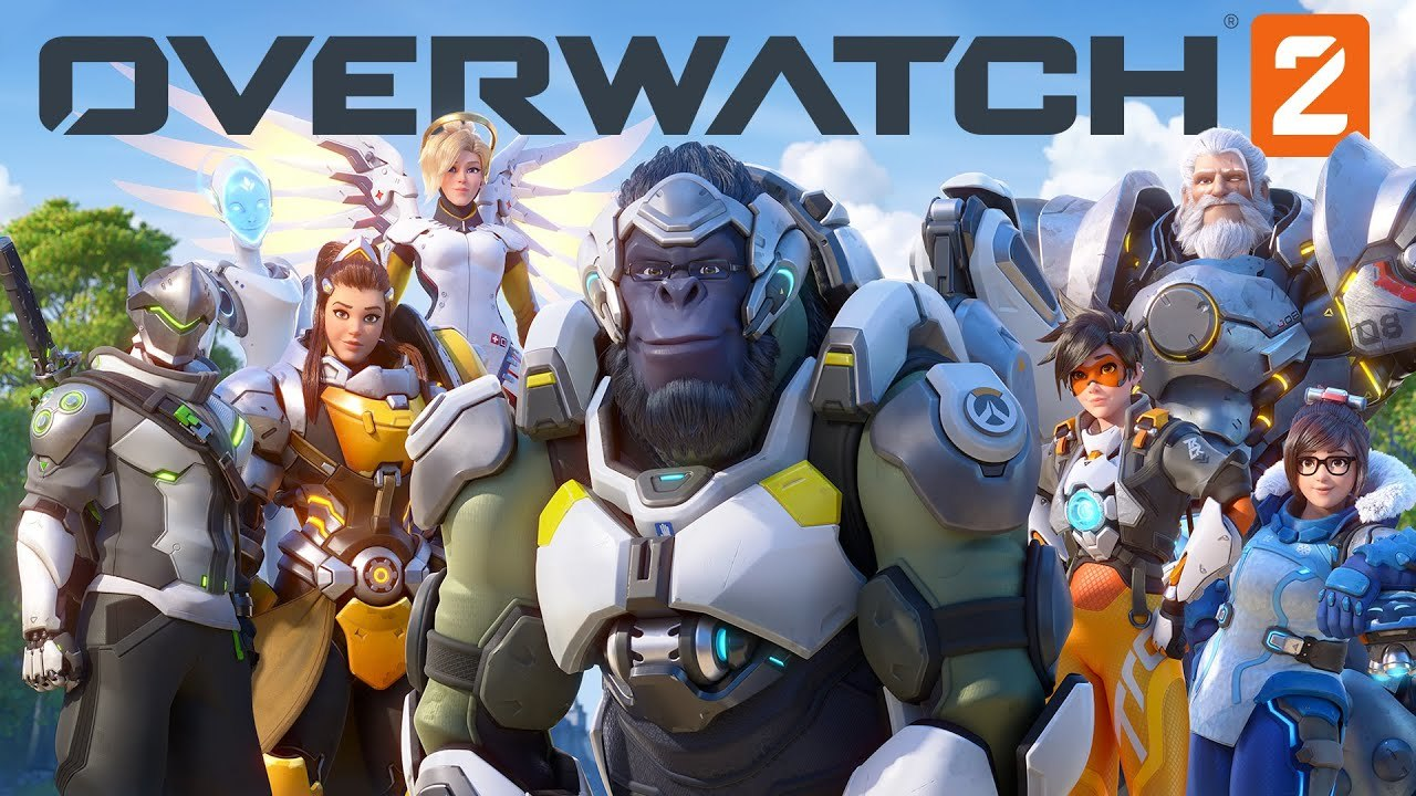 Overwatch iOS/APK Version Full Game Free Download