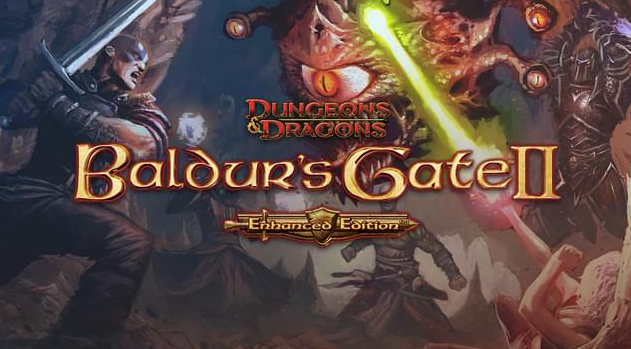 Baldurs Gate 2 Enhanced Edition PC Latest Version Game Free Download