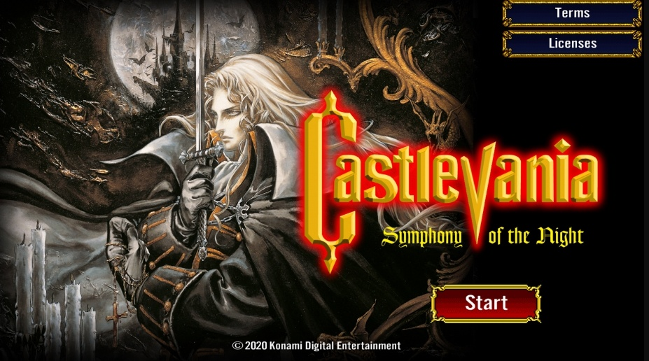 Castlevania Symphony Of The Night PC Version Game Free Download
