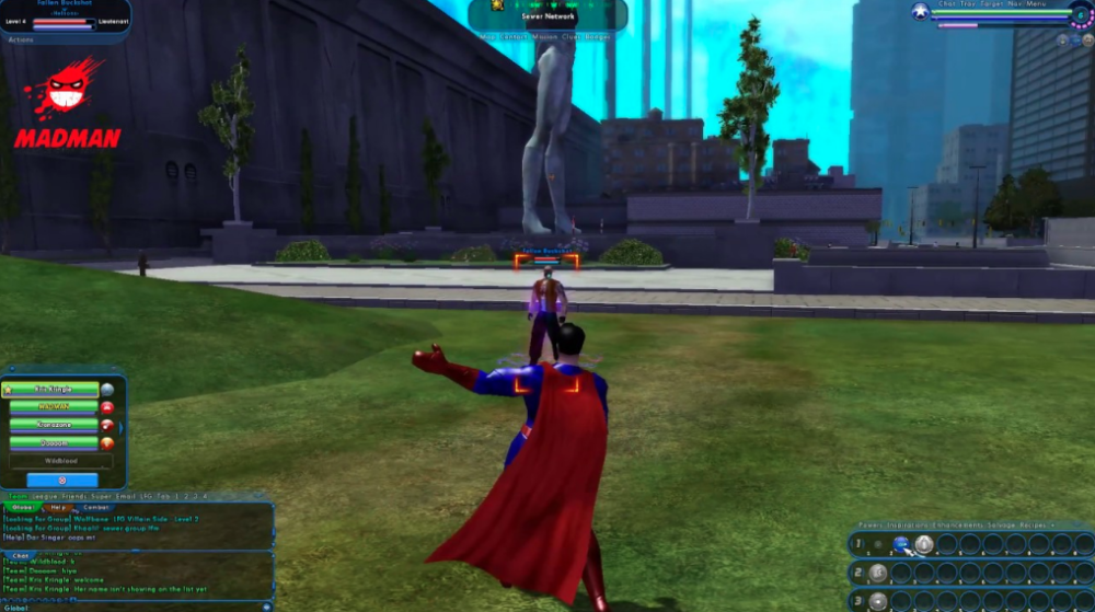 City Of Heroes Homecoming Apk Full Mobile Version Free Download
