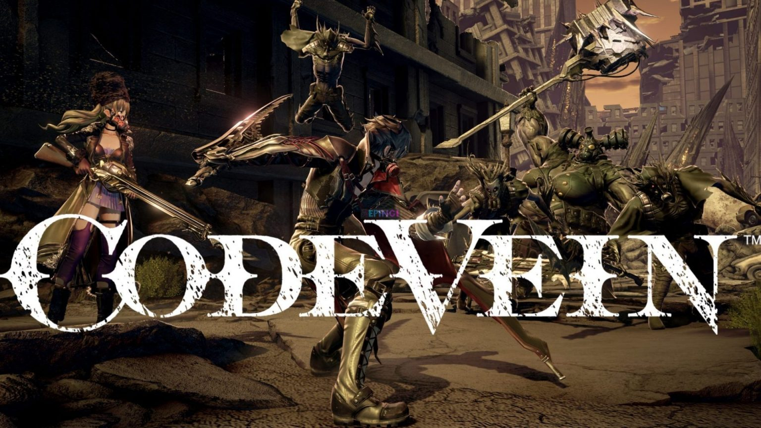 Code Vein Cracked Game Full Version PC Game Download