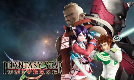 Phantasy Star Universe PC Version Full Game Free Download
