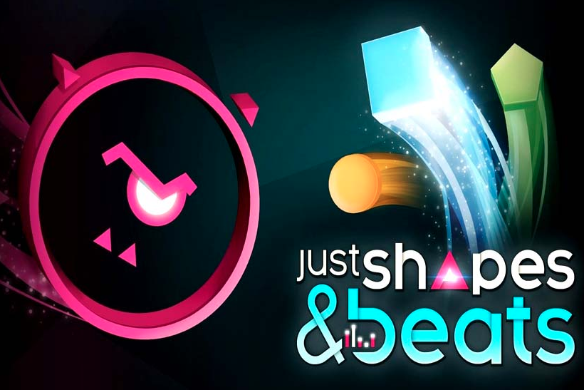 Just Shapes And Beats PC Version Game Free Download