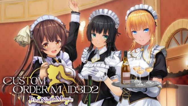 Custom order maid 3d 2 mods