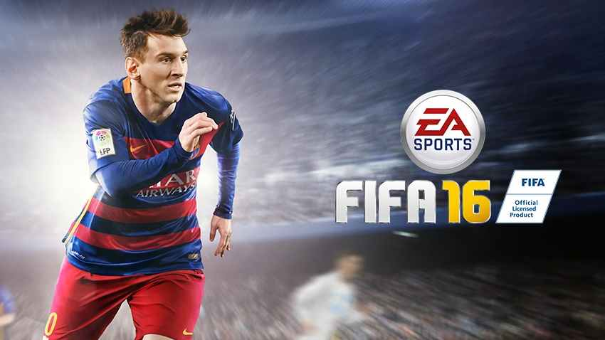 FIFA 16 Full Version PC Game Download