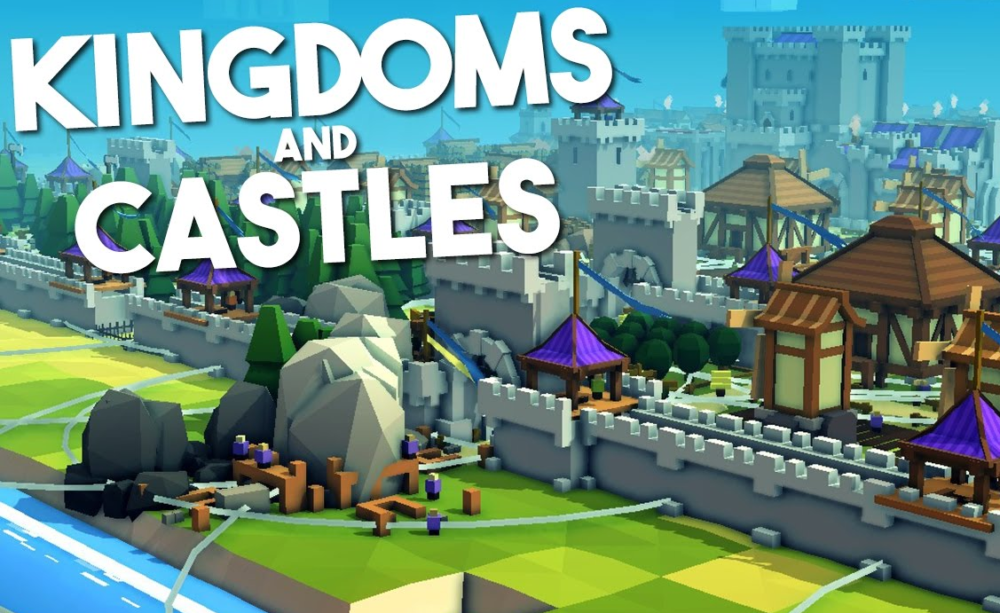 Kingdoms And Castles Alpha PC Latest Version Game Free Download