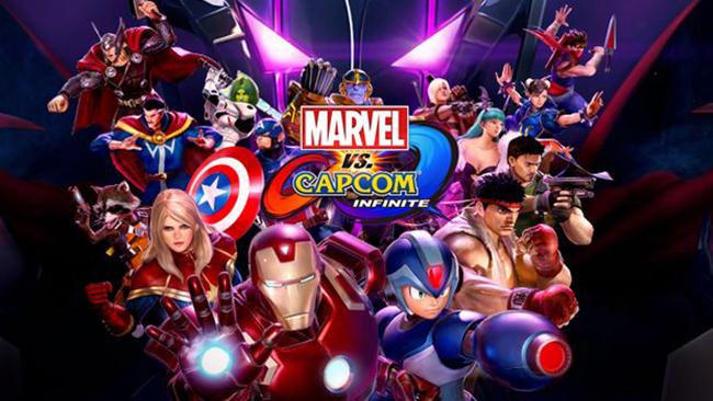 Marvel vs Capcom Infinite Version Full Mobile Game Free Download