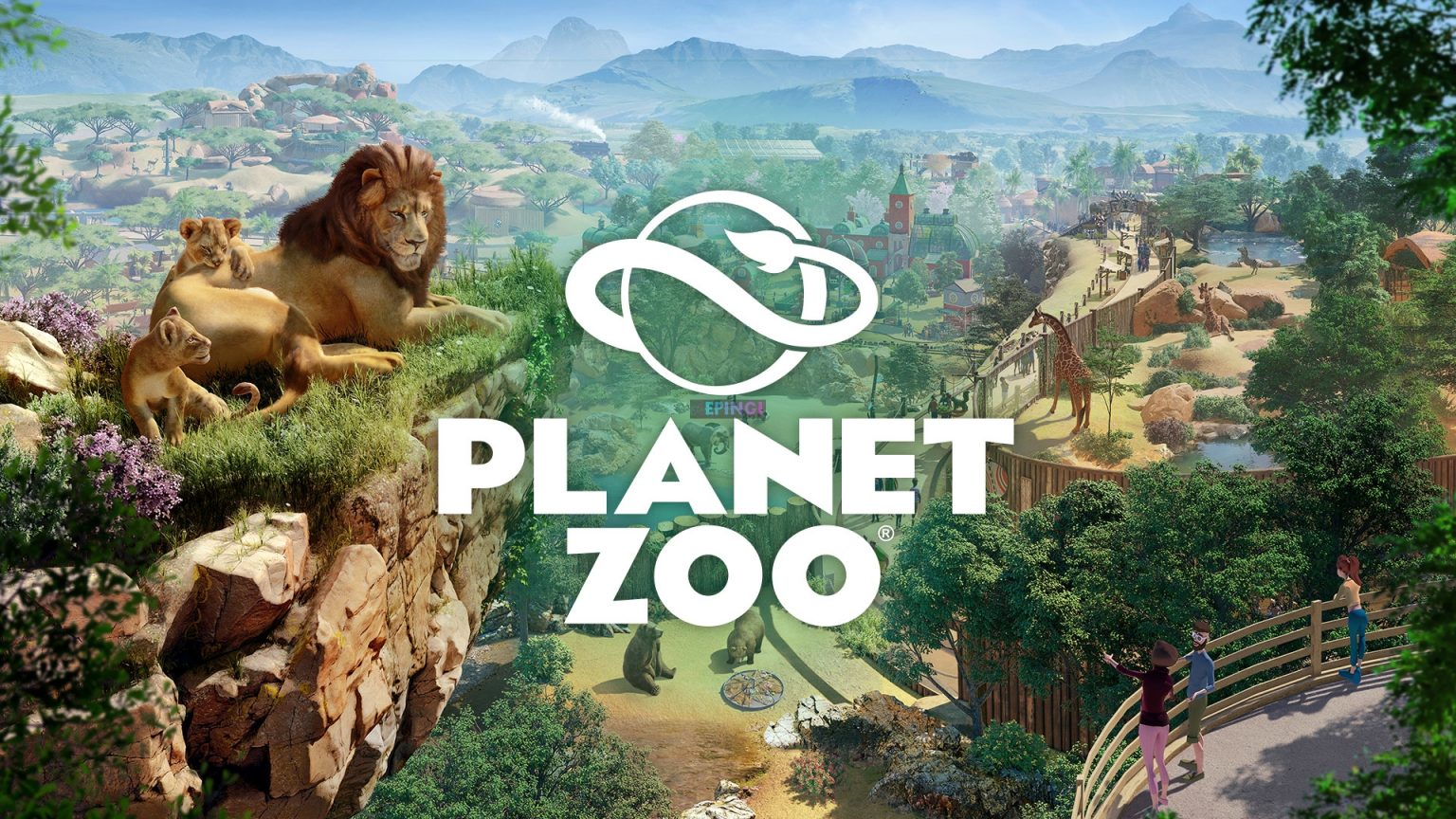 Planet Zoo iOS/APK Full Version Free Download