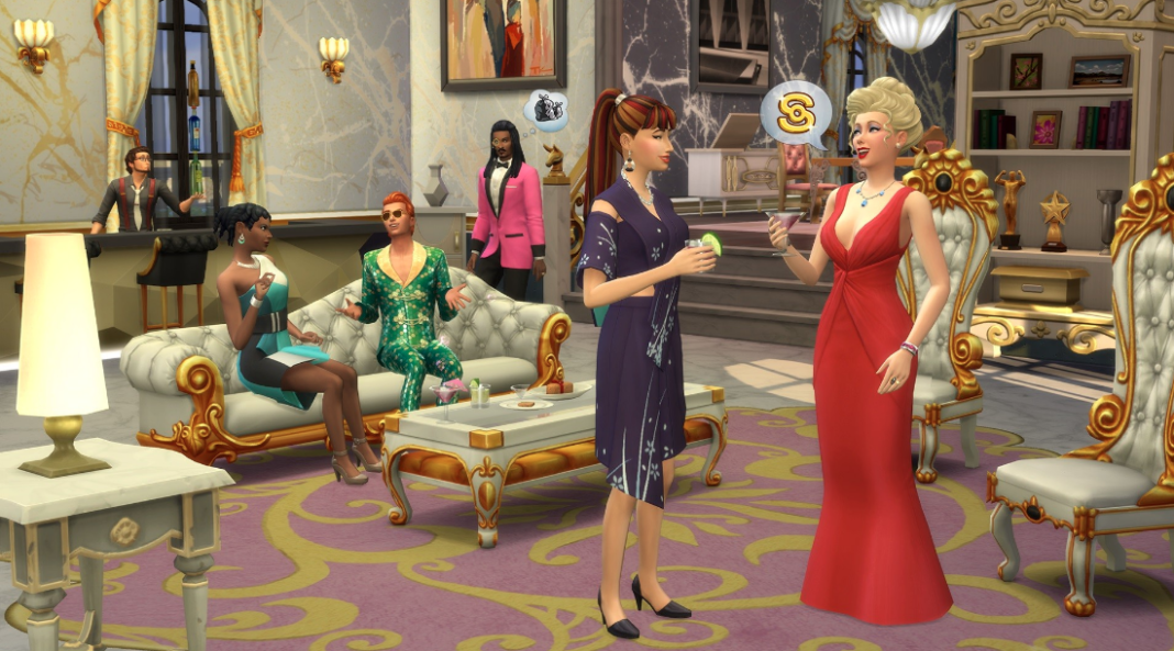 Sims 4 Get Famous PC Latest Version Game Free Download