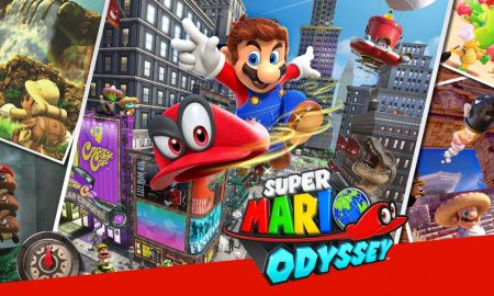 Super Mario Odyssey PS4 Full Version PC Game Download