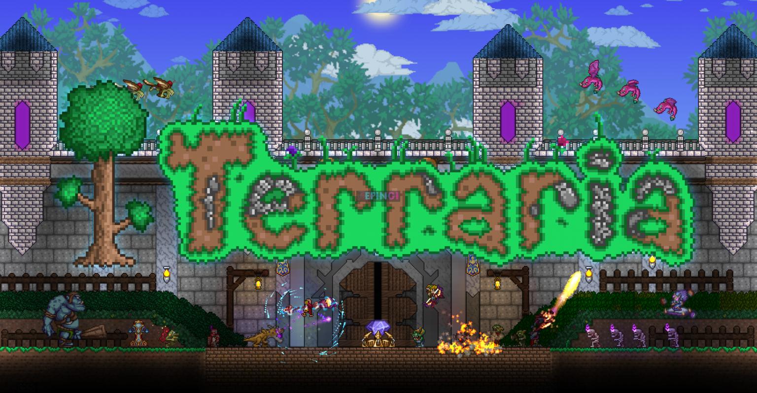 Terraria Apk Full Mobile Version Free Download