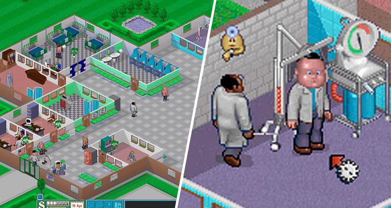 Theme Hospital iOS Latest Version Free Download