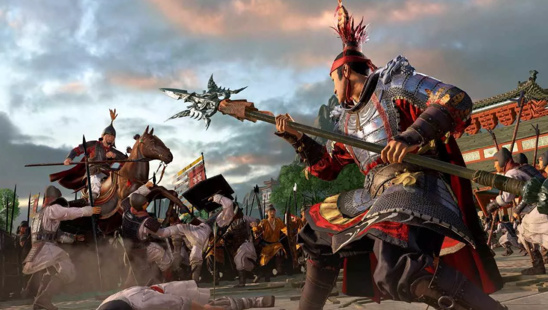 Total War Three Kingdoms PC Full Version Free Download