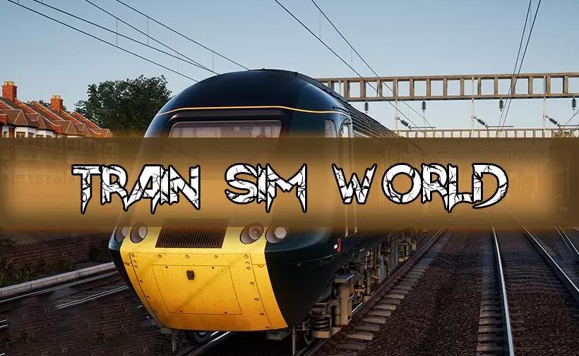 Train Sim World PC Version Full Game Free Download