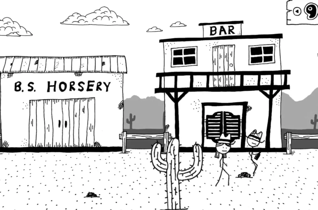West Of Loathing PC Version Game Free Download