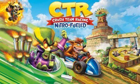 Crash Team Racing Nitro Fueled PC Version Game Free Download