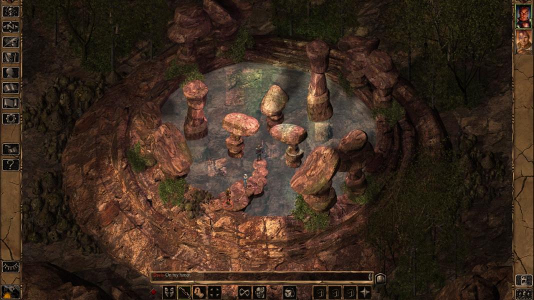 Baldur's Gate Enhanced Edition Game iOS Latest Version Free Download