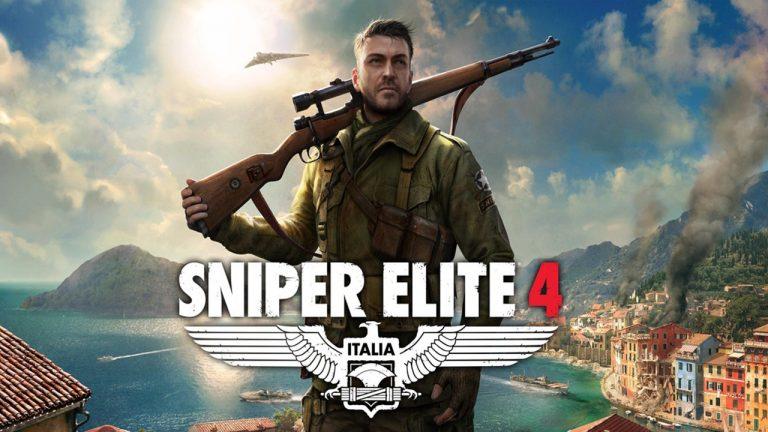 Sniper Elite 4 Version Full Mobile Game Free Download