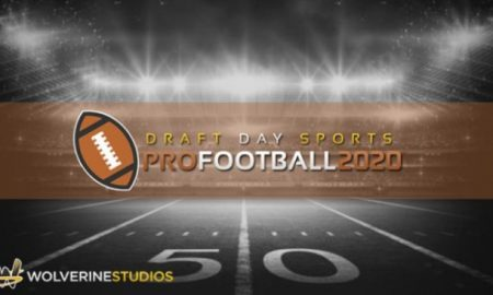 Draft Day Sports: Pro Football 2020 Version Full Mobile Game Free Download