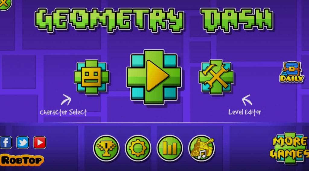 Geometry Dash Game Full Version PC Game Download
