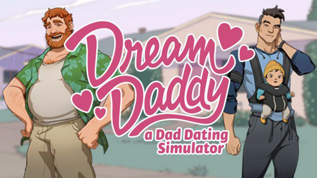 Dream Daddy PC Game Free Download