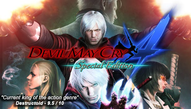Devil May Cry 4 iOS/APK Version Full Game Free Download