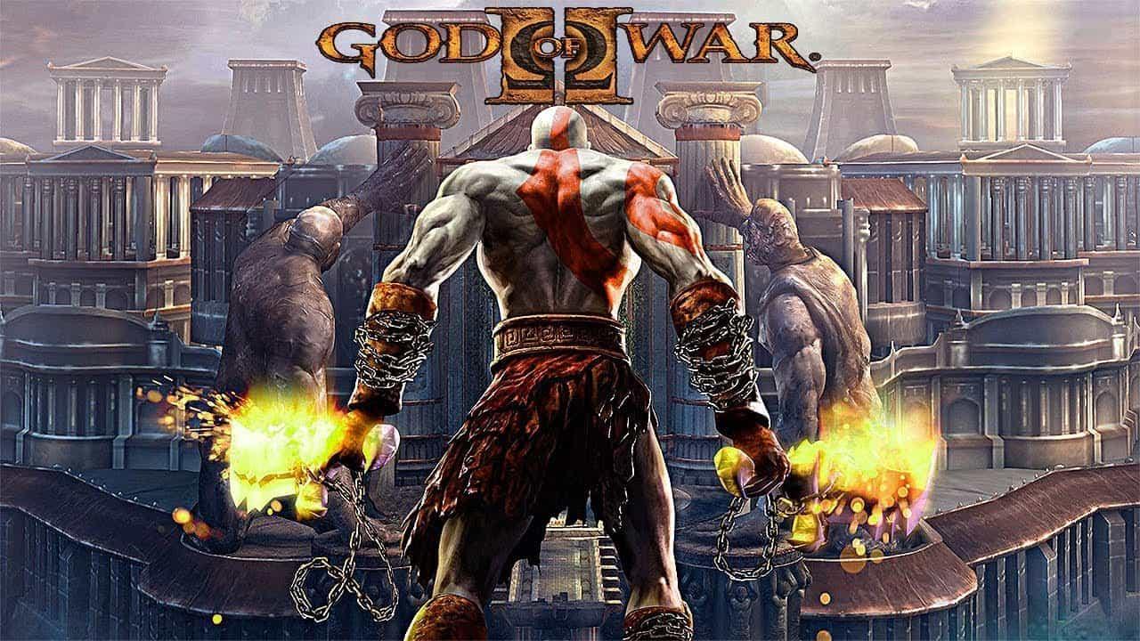 God of War 2 PC Version Game Free Download