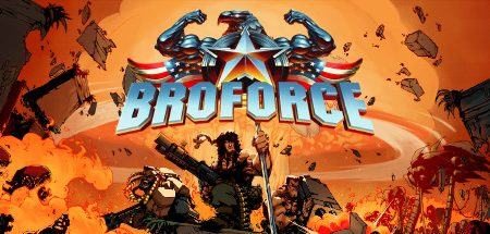 Broforce iOS/APK Version Full Game Free Download