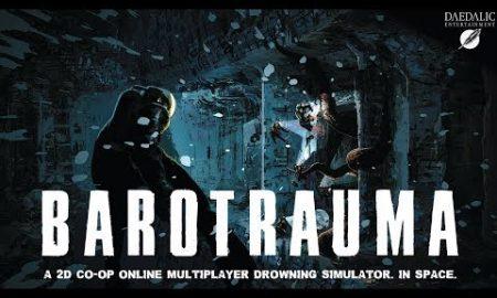 Barotrauma PC Version Game Free Download