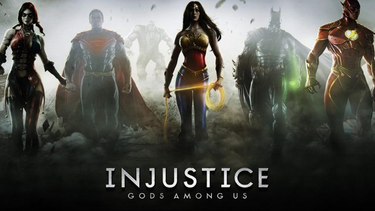 Injustice: Gods Among Us PC Latest Version Game Free Download