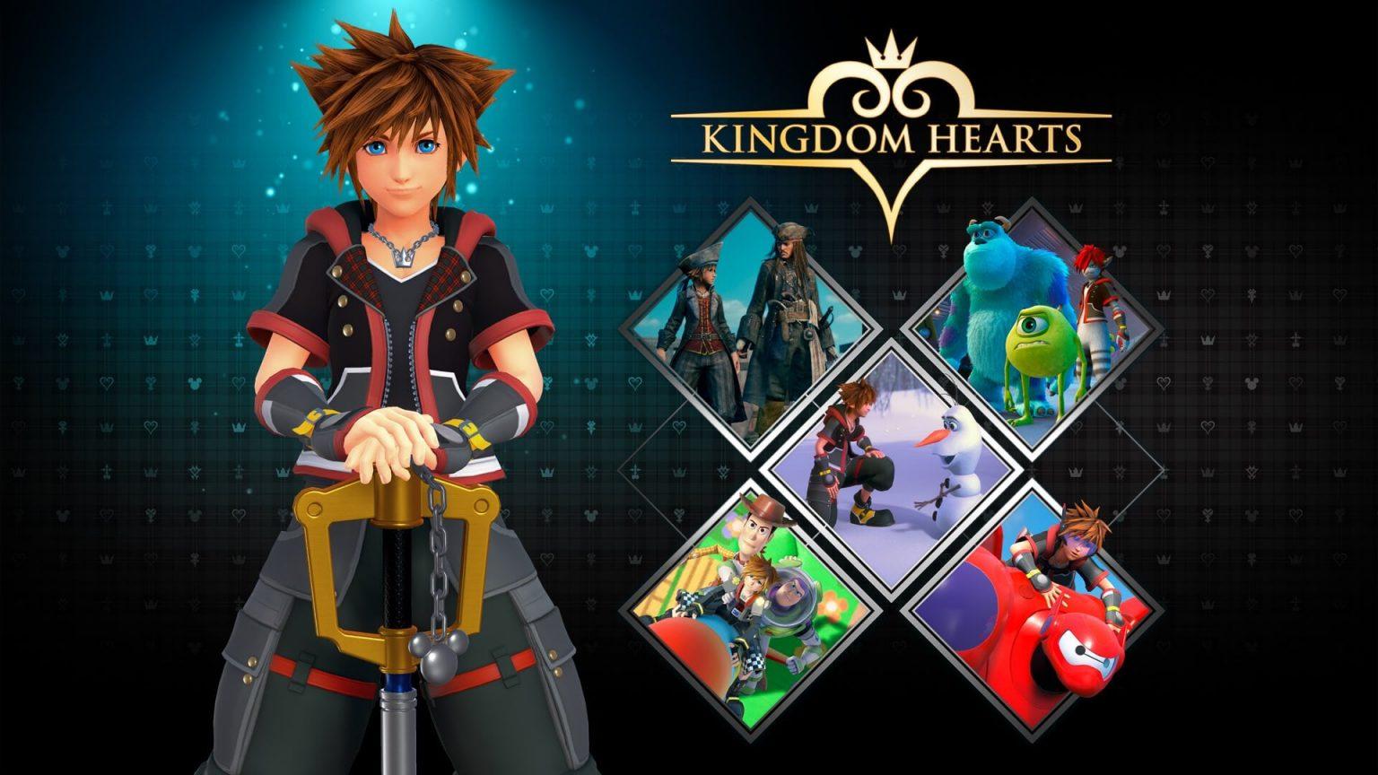 Kingdom Hearts 3 Apk iOS Latest Version Free Download