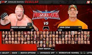 WWE 2K17 Version Full Mobile Game Free Download