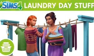 The Sims 4 Laundry Day Stuff PC Version Game Free Download