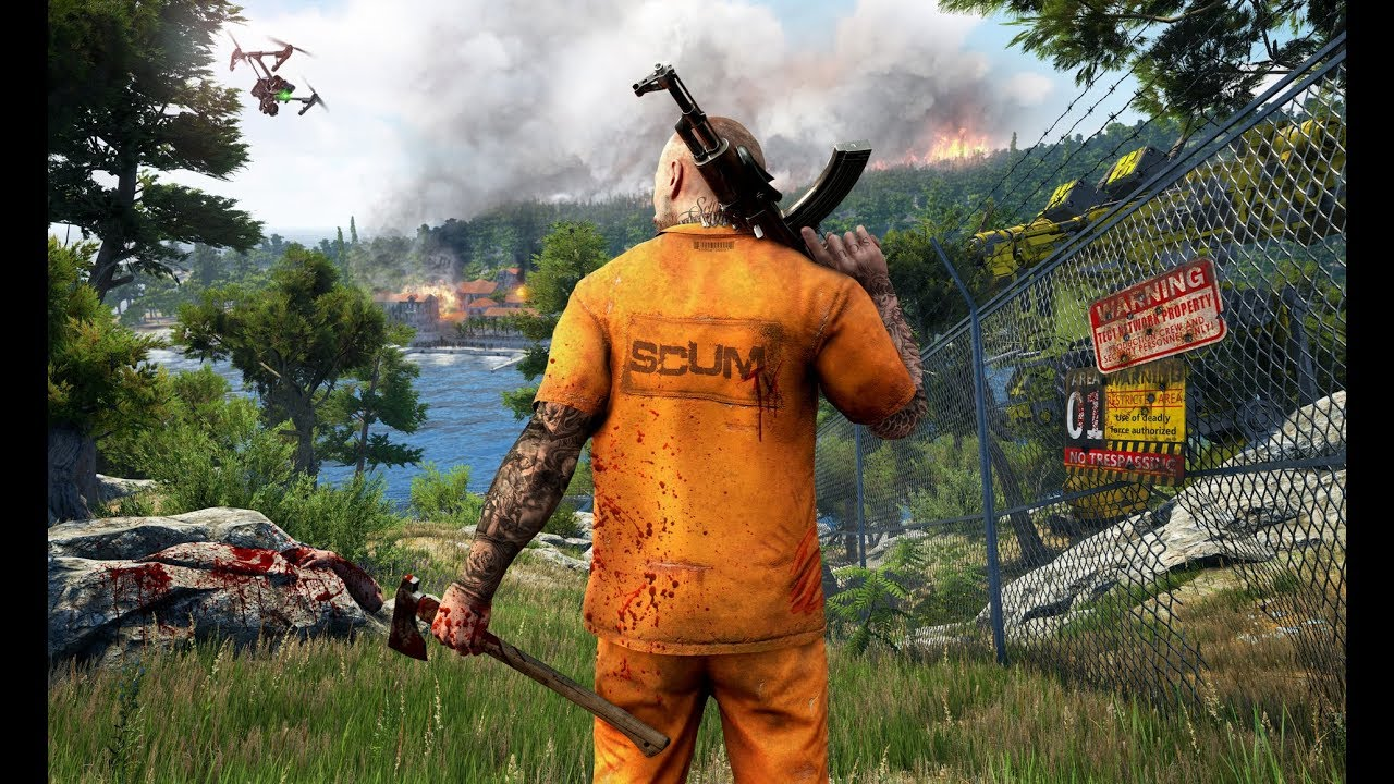 SCUM Apk iOS Latest Version Free Download