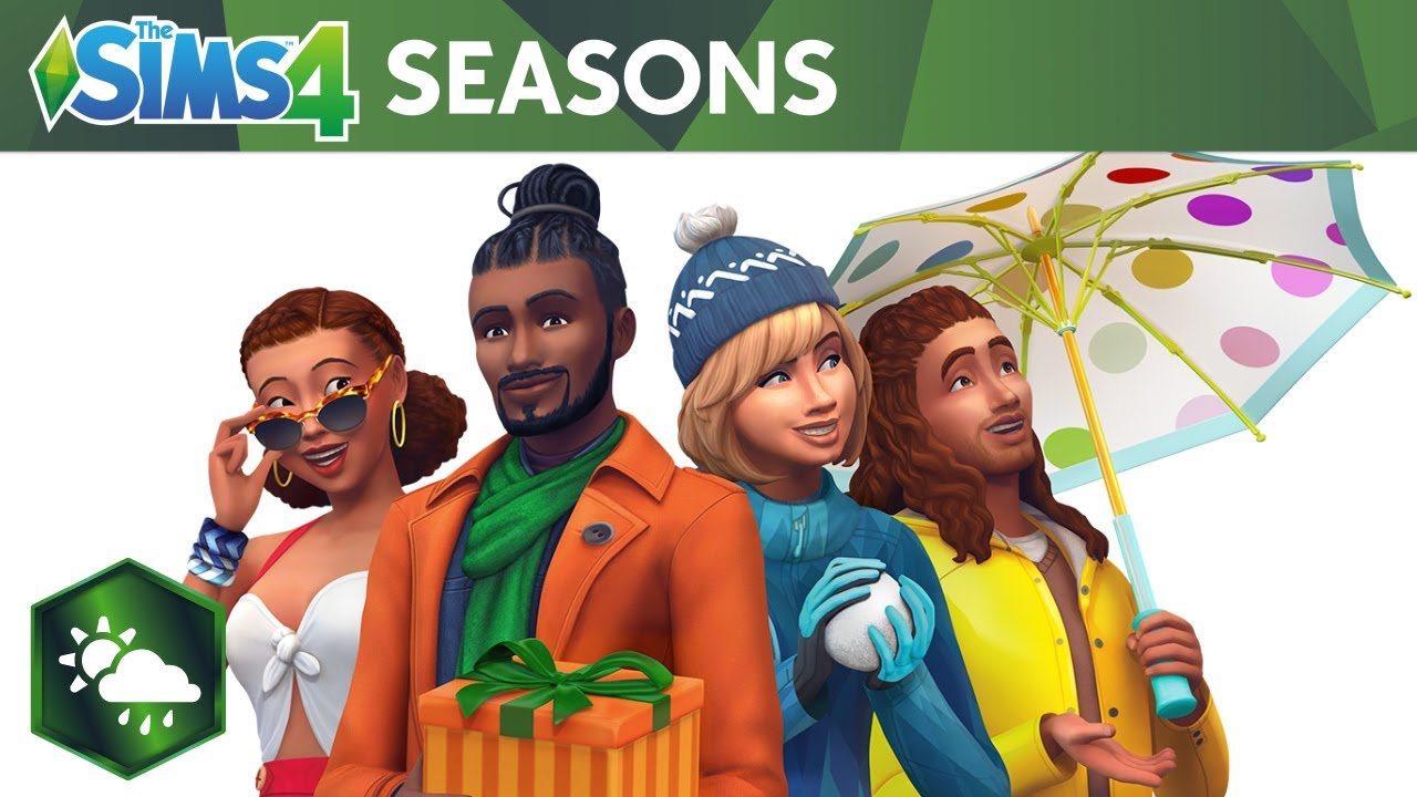 The Sims 4 Seasons Version Full Mobile Game Free Download