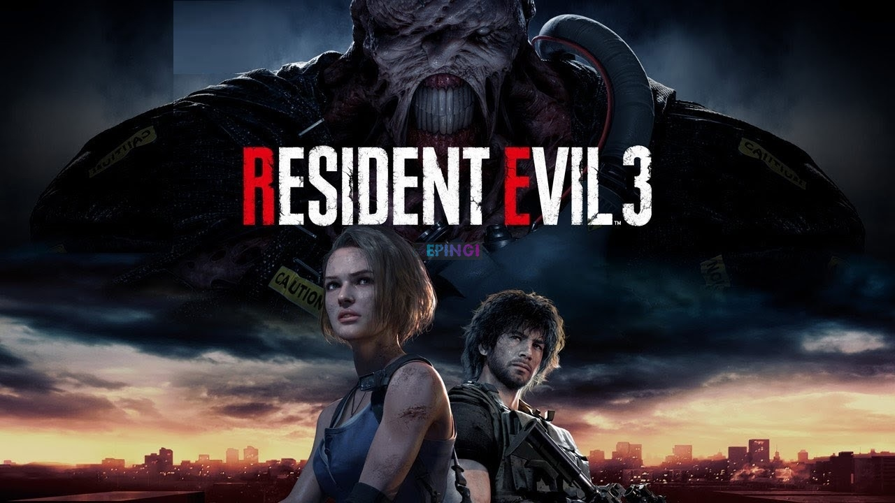 Resident Evil 3 iOS Latest Version Free Download