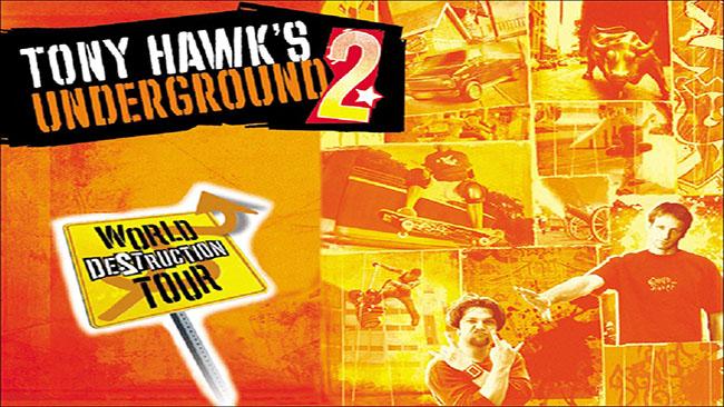 Tony Hawk's Underground 2 PC Latest Version Game Free Download