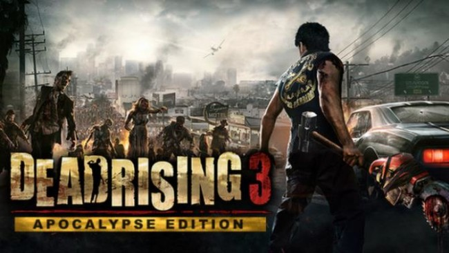 Dead Rising 3 PC Latest Version Game Free Download