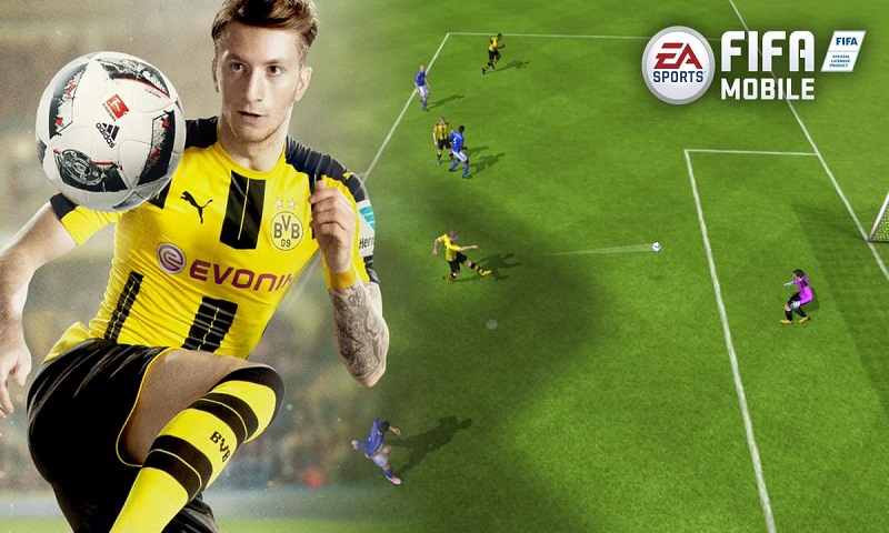 Reloaded FIFA 17 Apk iOS Latest Version Free Download