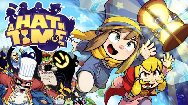 A Hat in Time PC Version Game Free Download